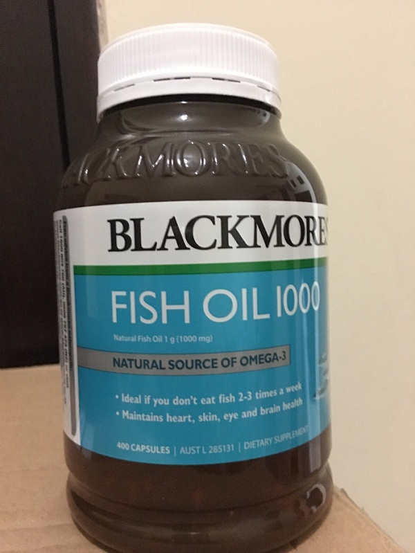 Fish Oil (Minyak Ikan)