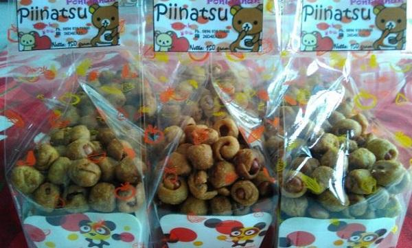 Kacang Piinatsu Pontianak