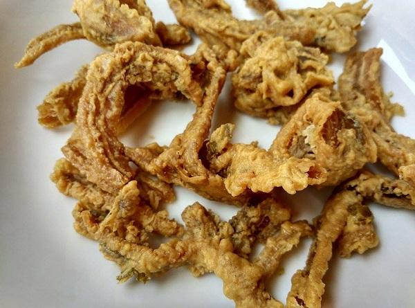 Keripik Ikan Beledang Bengkulu
