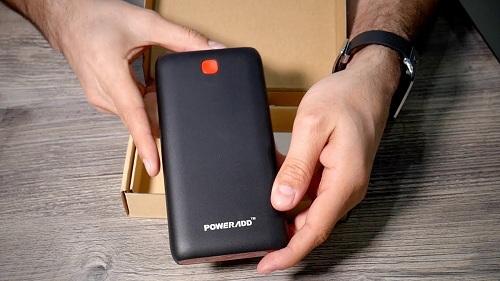 POWERADD PD Portable Charger 20.000 mAh
