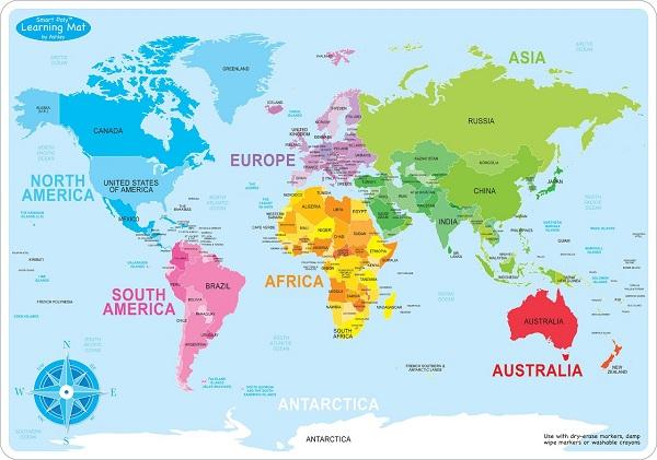 Pengertian Peta Secara Umum