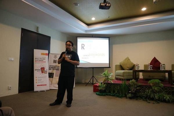 Seminar dan Workshop SEO Didik Arwinsyah