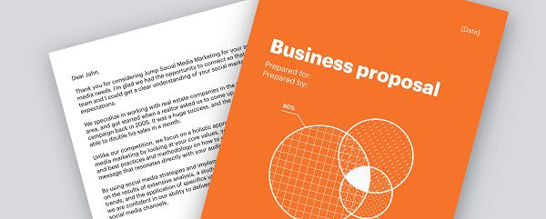 Struktur Proposal Kegiatan Bisnis
