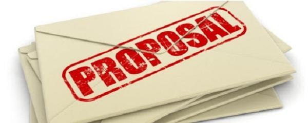 Struktur Proposal Kegiatan Secara Umum