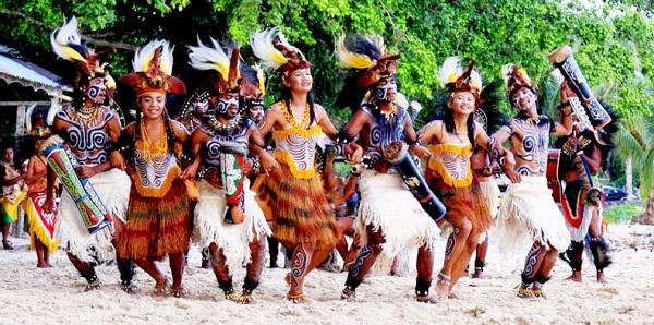Tari Musyoh Papua
