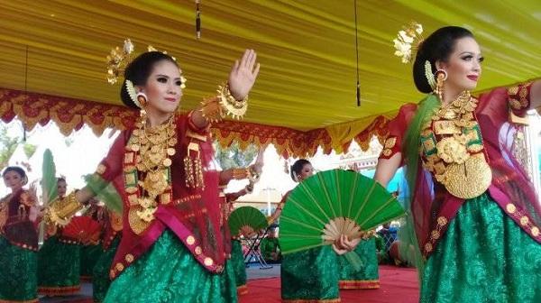 Tari Patuddu Sulawesi Barat