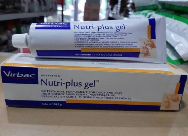 Vitamin Kucing Nutri Plus Gel