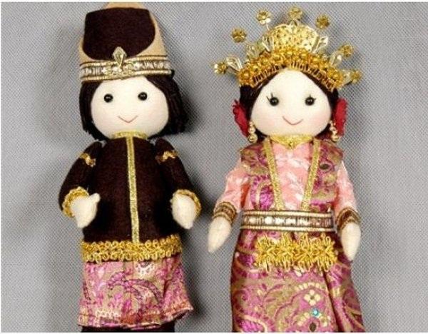 Boneka Pengantin Aceh