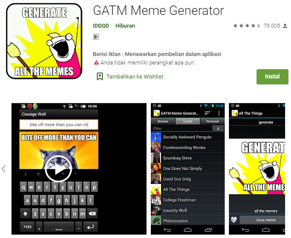 GATM (Generate All The Theme)