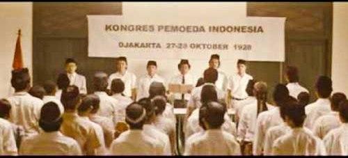 Lahirnya Sumpah Pemuda di Indonesia