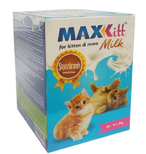 Max Kitt Milk