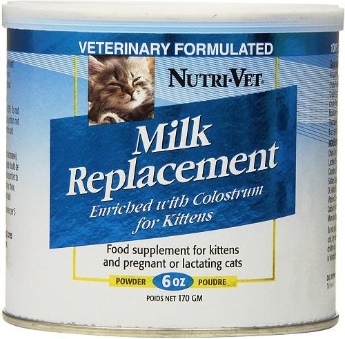 Nutri-Vet Milk Replacement For Kitten