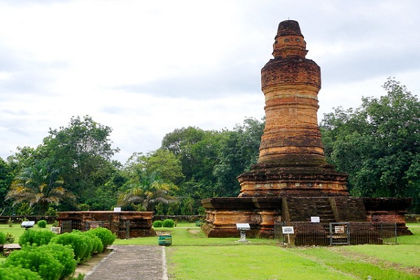 Sepak Terjang Kerajaan Sriwijaya