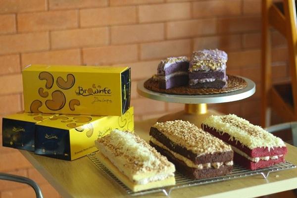 Brownies Mete Khas Kendari