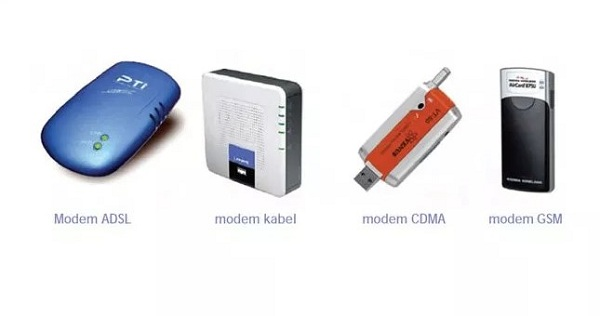 Mengenal Perangkat Modem