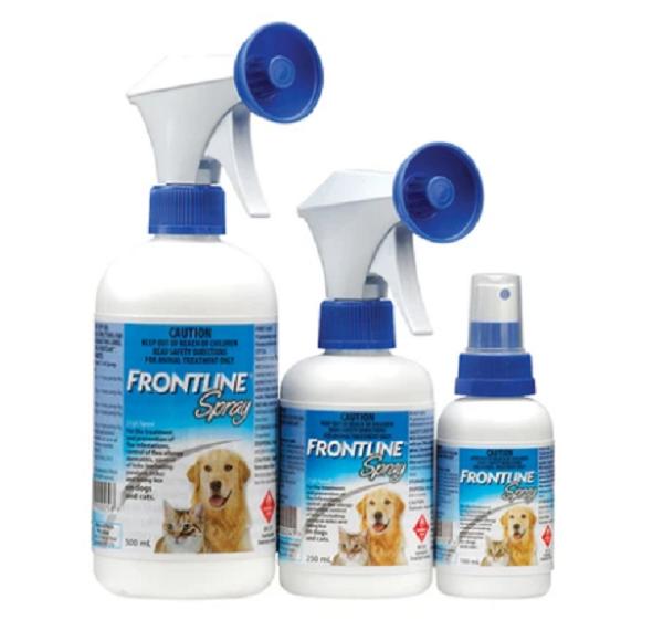 Obat Spray Frontline Boehringer Ingelheim Spray