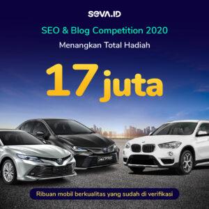 SEVA Contest 2020 Banner
