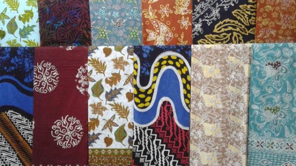 Batik Sukabumi
