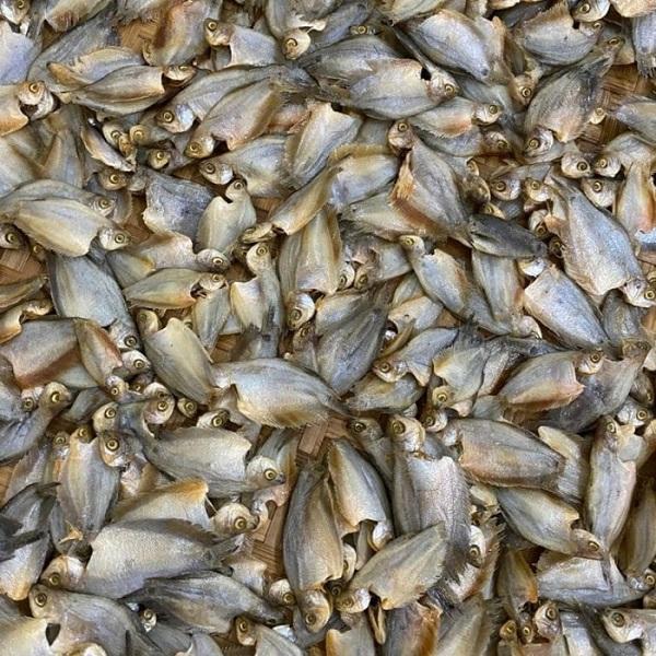 Ikan Sepat Kering